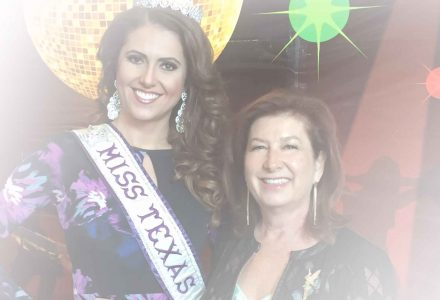 Overcoming Hearing Loss and Tinnitus, Miss Texas International